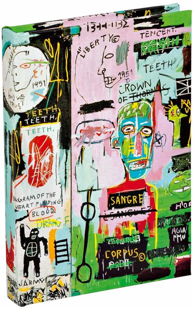 in italian basquiat 1983